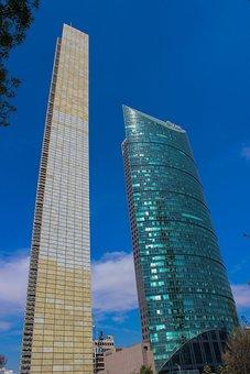 México, Building, Architecture, Historic, City, Facade
