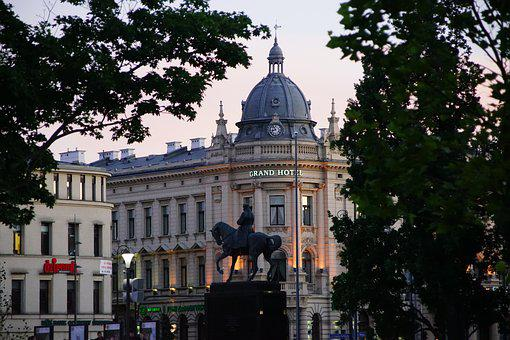 Lublin, Poland, Tour, Monument, Architecture, Lubelskie