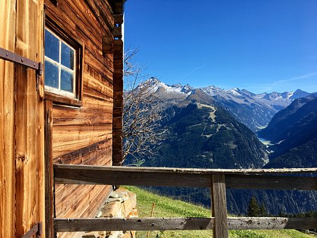 Austria Alm, Mountain, Nature