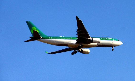 Aircraft, Flight, Sky, Travel, Transport, Aviation