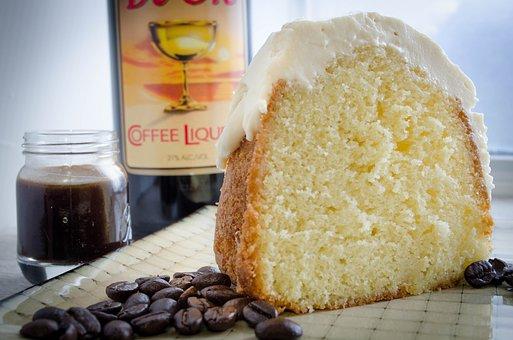 Cakes, Sour Cream Pound Cake, Treats, Desserts