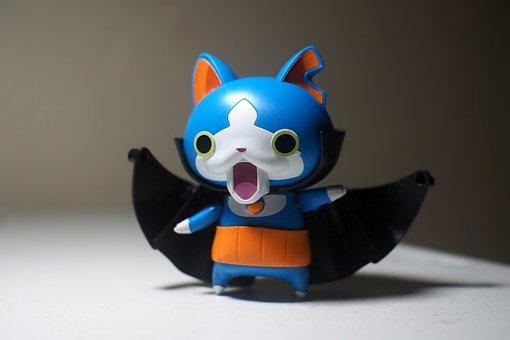 Toy, Figurine, Small, Cute, Model, Japanese, Anime