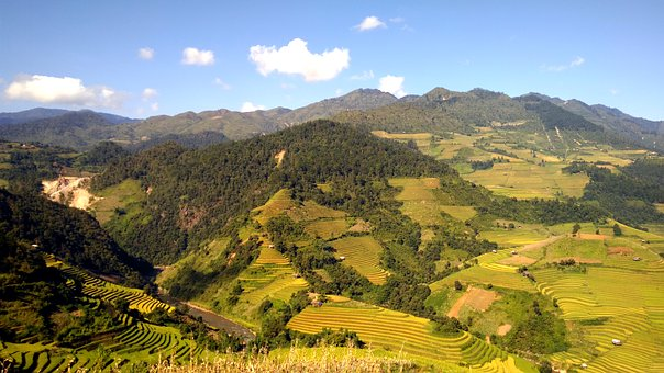 Vietnam, Hmong, Travel, Mountain, Asia, Nation