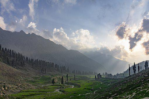 Jahazbanda, Meadows, Kumrat, Valley, Upperdir, Kpk