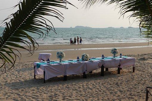 Wedding, Bandara, Thailand, Waiting