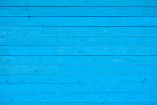 Blue, Wall, Wood-fibre Boards, Wood, Pattern, Texture