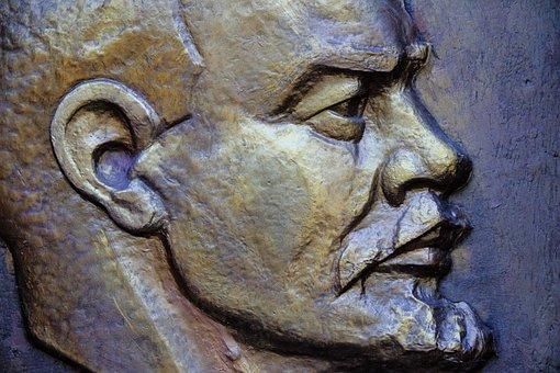Lenin, The Leader, Communist, Communism, Symbol