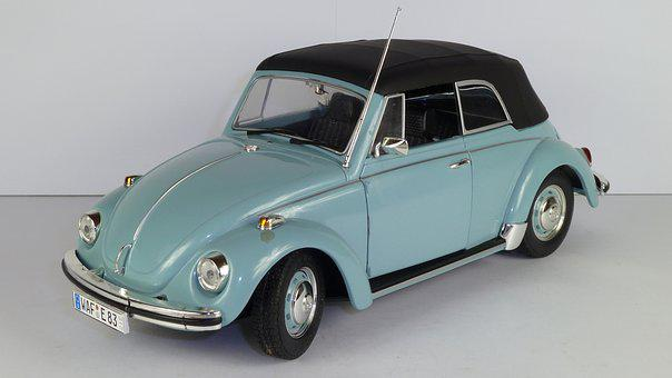 Vw, Beetle, 1302 Ls, 1970, Convertible, Käfer, Cabrio