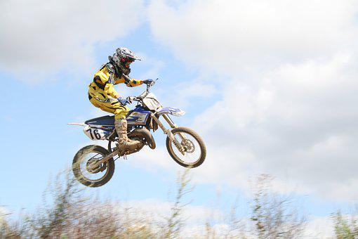 Motocross, Motorsport, Motorcycle, Racing, Extreme