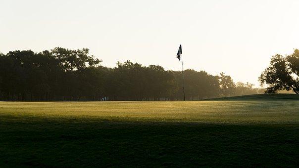 Golf, Golf Course, Golfing, Green, Grass, Field