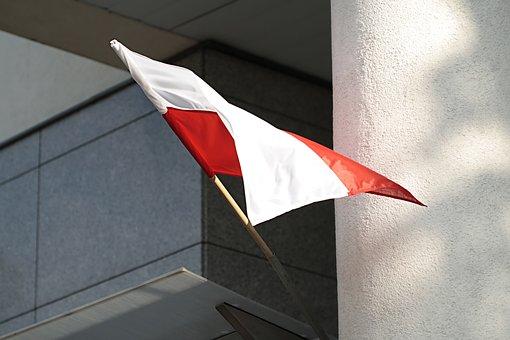 Flag, Poland, Polish, National, White-red, Freedom