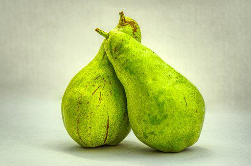 Pears, Fruit, Ripe, Food, Fresh, Pear, Delicious