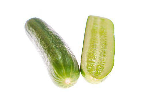 Cucumber, Green, Skin, Healthy, Nutrition, Kitchen
