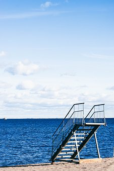 Sea, Bay, Landscape, Water, Beach, Ocean, Coast, Travel