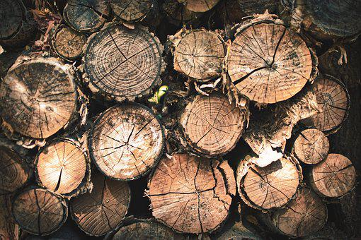 Holzstapel, Natural Product, Wood, Strains, Log