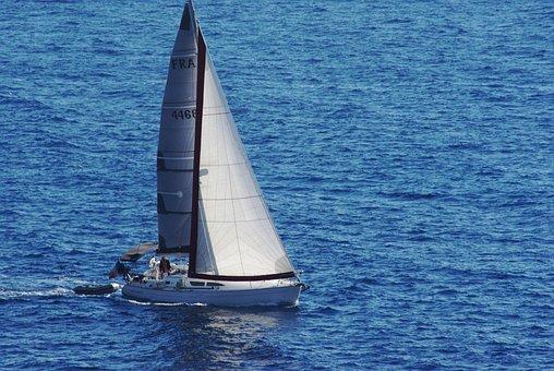Sailboat, Navigation, Sailing, Mediterranean, Appendix