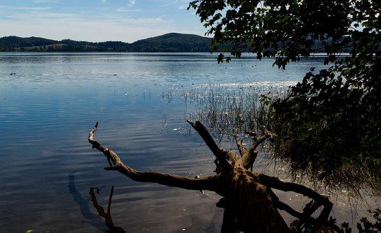 Lake, Waters, Water, Nature, Landscape, Mood, Mirroring
