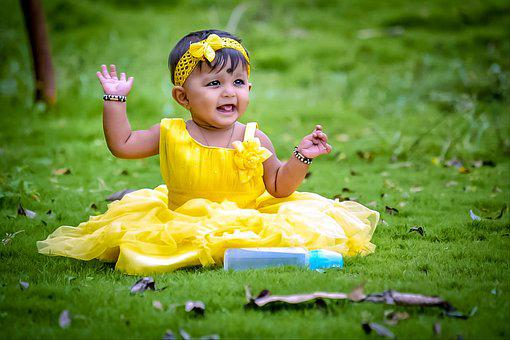 Happiness, Joy, Baby, Park, Outdoor