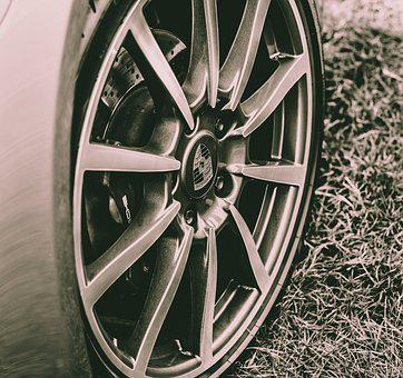 Wheel, Car, Porsche, Auto, Vehicle, Transportation