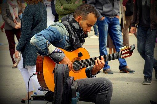 Musician, Public Speaking, Artist, Guitarist, Guitar