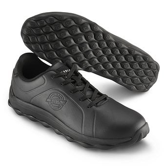 Hair Shoes Black, Service Shoes, Sika Shoes