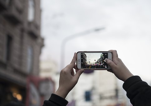 Photo, Smartphone, Camera, Digital, Taking Pictures