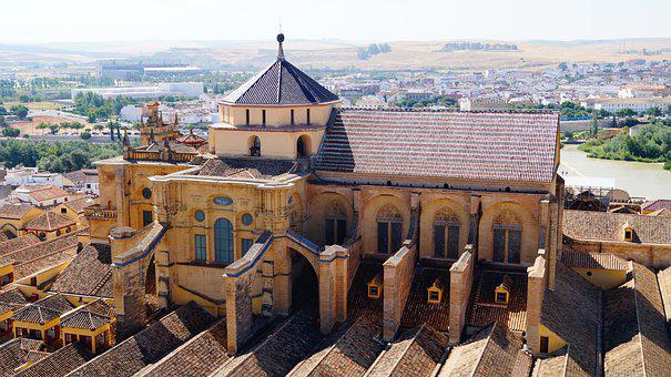 Spain, Cordoba, Andalusia, Architecture, Tourism