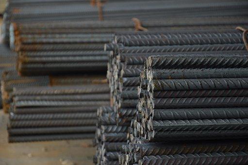 Iron, Building, Construction, Steel