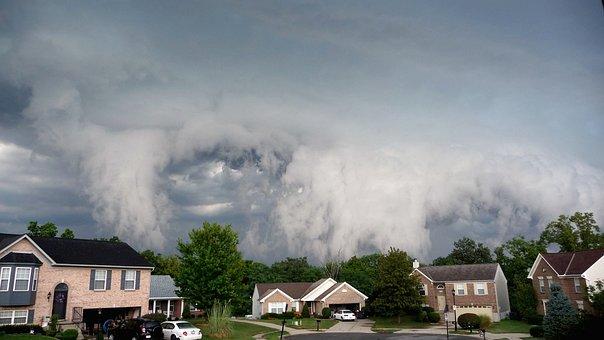 Storm, Weather, Rain, Clouds, Nature, Thunderstorm, Sky