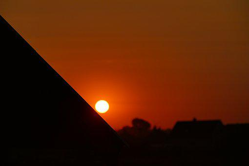 East, Sun, The Roof Of The, Village, The Village