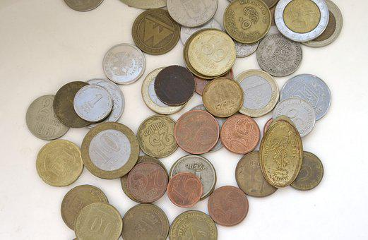 Ruble, Coins, Currency, Kopek, Cent, Russian, Ukrainian