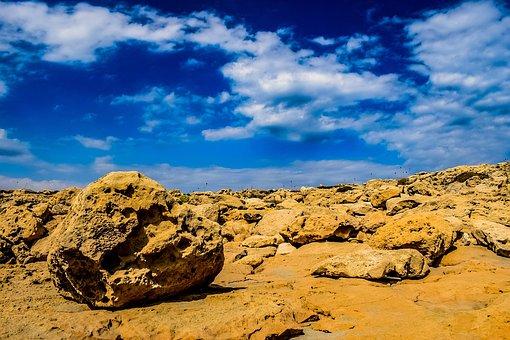 Rock, Rough Terrain, Nature, Landscape, Wilderness