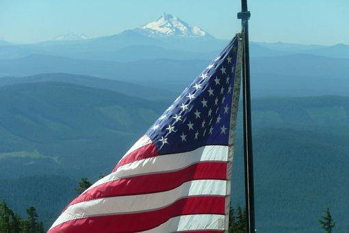 America, American, United, Usa, Patriotic, Flag, Pride