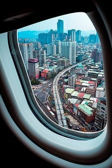 Travel, Airplane, Sky, Transportation, Aircraft, Flight
