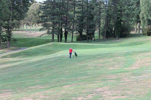 Golf, Golf Course, Golfers, Golfer