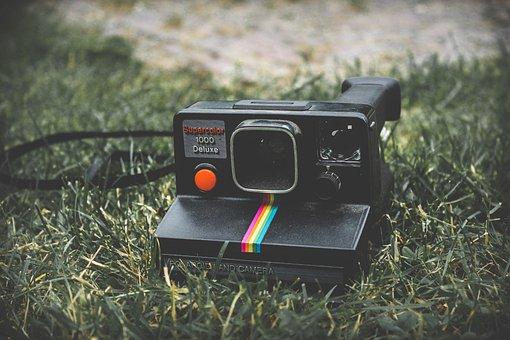 Nostalgia, Camera, Nature, Photography, Grass, Object