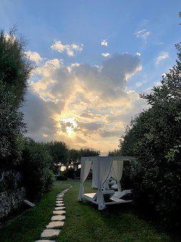 Elba, Island, Sunset, Bay, Italy, Sea, Landscape