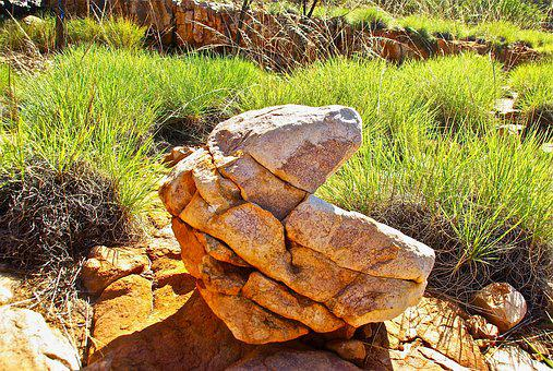 Rock, Structure, Nature, Material, Stone, Solid