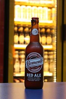 In Kendineaitbio, Bomonti, Bomonti Red Ale, Own, Bear