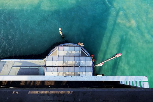 Water, Perspective, Architecture, Top, Lake Constance