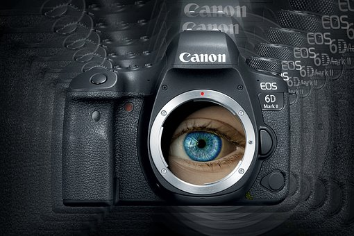 Eye, Camera, Photo, Lens, Photographer, Digital, Trick