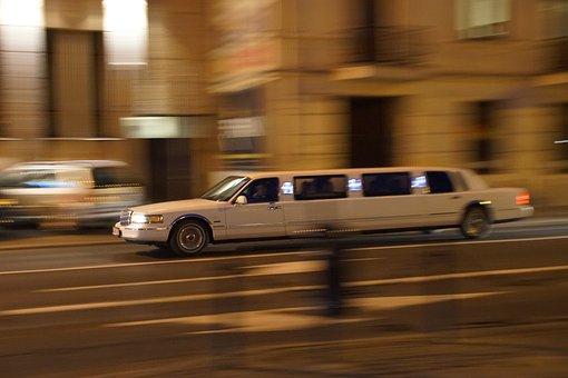 Limousine, Car, Vehicle, Oldtimer, Auto, Classic, Retro