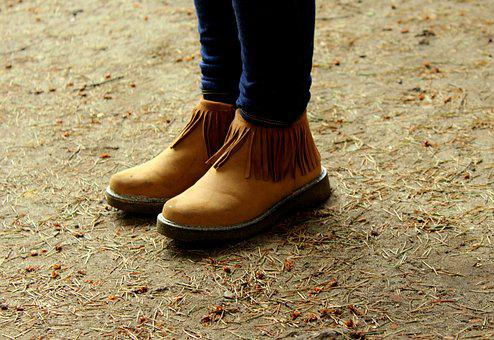 Shoes, Ankle Boots, Autumn, Season, Clothing, Footwear