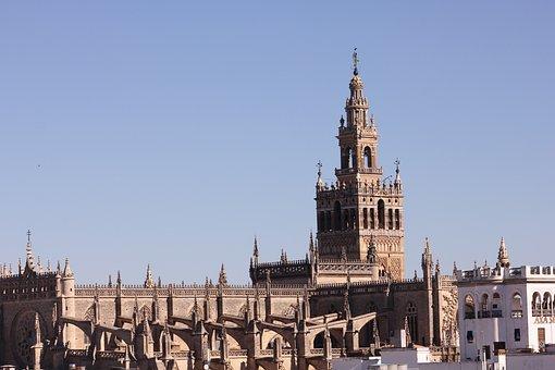 Jiralda, Seville, Day