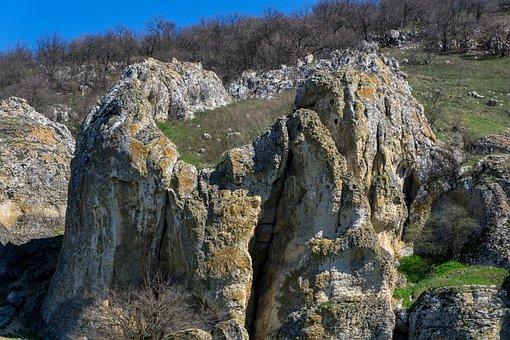 Stone, Cliff, Nature, Landscape, Cliffs, Mysterious