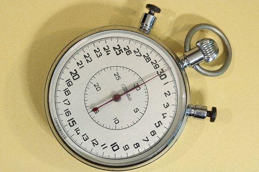 Russian, Stopwatch, Slava, Rattrapante, Timer