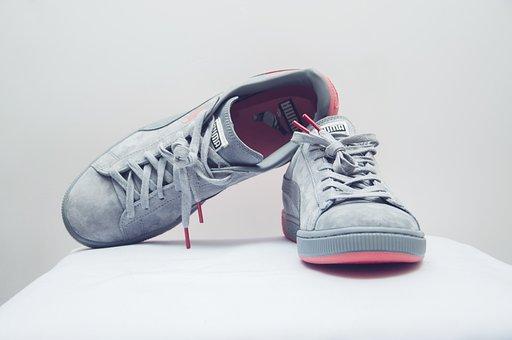 Puma, Dove, Sneakers, Shoes, Sneakerhead, Studio Shot