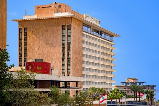 Hotel, Building, Luxury, Architecture, War, Symbol