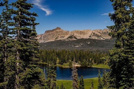 Uinta, Mountains, Utah