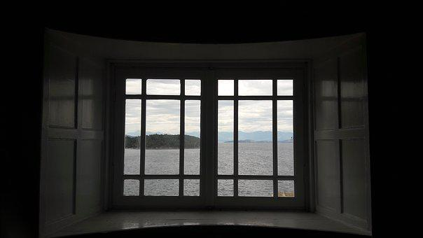 Window, View, Building, Architecture, Waters